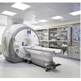 clínica de ressonancia magnética de joelho