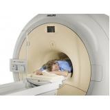 clínica que faz ressonância magnética