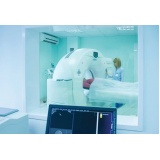 clínica para ressonância magnética do crânio Jardim Tranquilidade