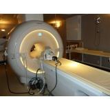clínica que faz ressonância magnética preço Parque das Américas