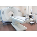 clínica para fazer tomografia