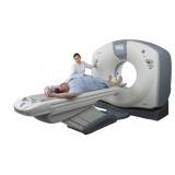 clínica para realizar tomografia
