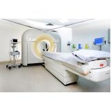 exame de imagem de ressonância magnética