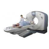 exames de ressonância magnética Bananal