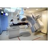 laboratório para radioterapia de pele