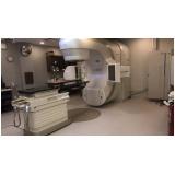 laboratório para radioterapia